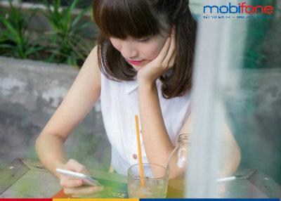 Các gói cước trả trước Mobifone