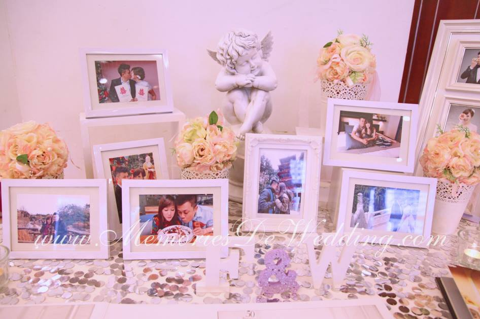 Bien connu Memories De Wedding | Malaysia Corporate Event & Wedding Planner  SG82