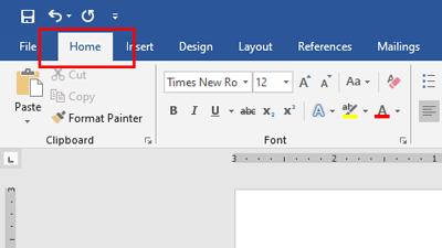 Begini Cara Ubah Font Bawaan Default di Word