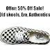 VANS BIG PROMOTION | 50% Off Sale!