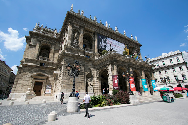 Palazzo dell'Opera-Budapest