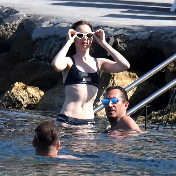Lily Collins Awesome Hot Photos