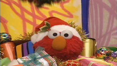 Sesame street Elmo's World Happy Holidays