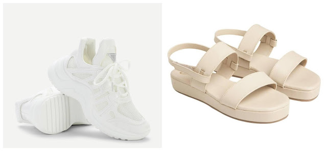 white womens summer sneakers