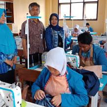 Jurusan Tata Busana SMK Kesehatan Muhammadiyah Trenggalek