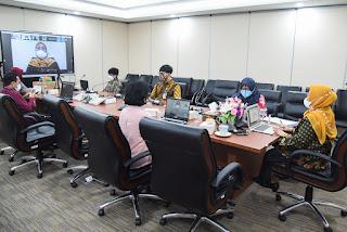 Penuhi Kebutuhan Penerjemah, Setkab Selenggarakan Diklat Teknis Penerjemahan Lisan