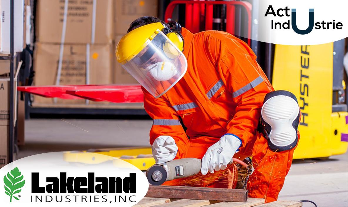 Progiciel de gestion intégré Lakeland Industries