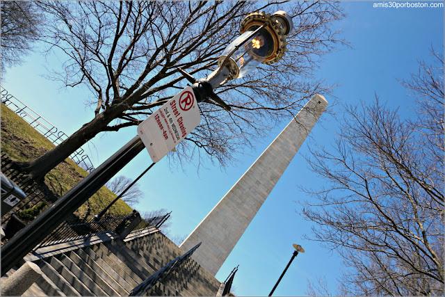 Monumento de Bunker Hill, Charlestown