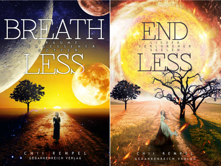 readfy eBooks von Breathless und Endless
