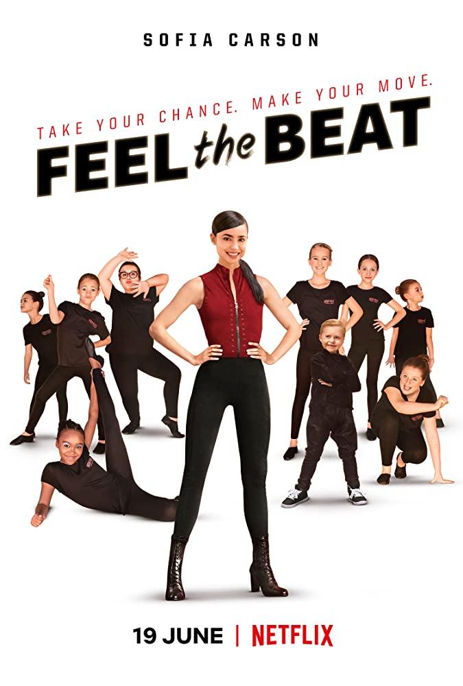 Feel the Beat 2020 ORG Dual Audio 720p WEBRip