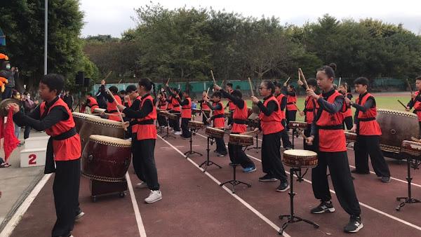 彰化縣村東國小59週年校慶運動會 老舊校舍重建啟用