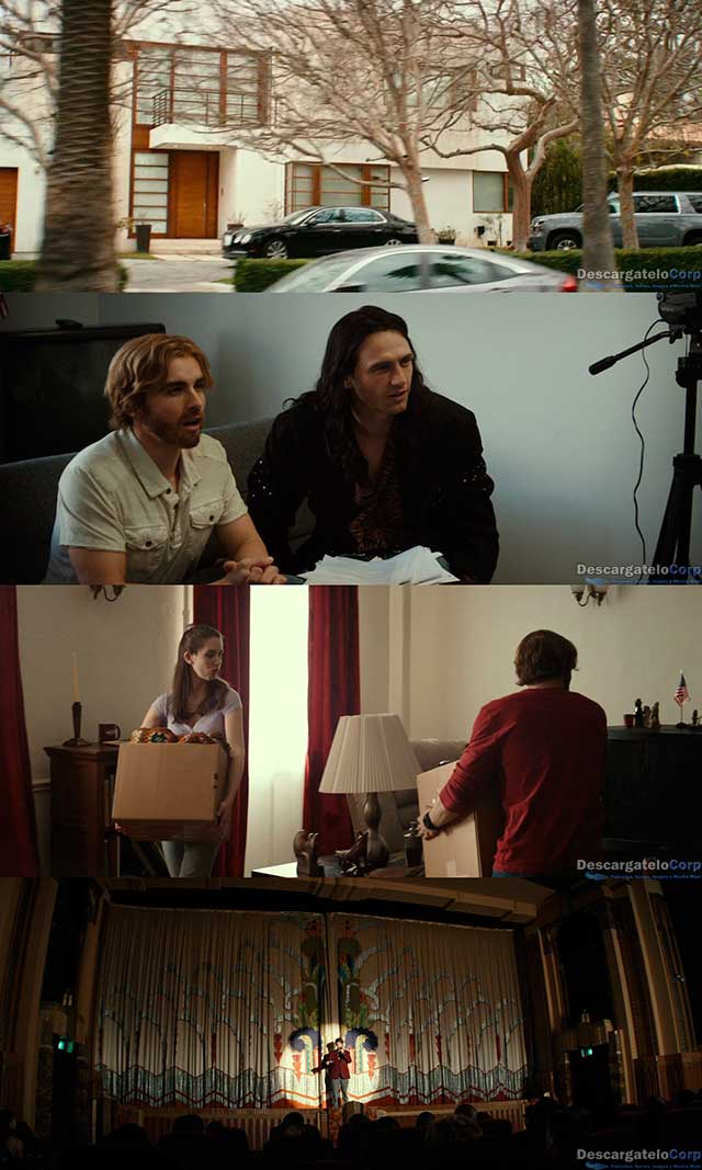 The Disaster Artist Obra maestra (2017) HD 720p Latino
