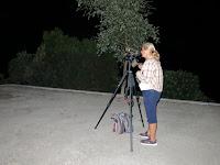Observación astronómica AEA Bosque Animado Benarrabá 2020