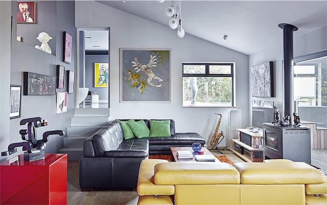 interior de colores atrevidos chicanddeco