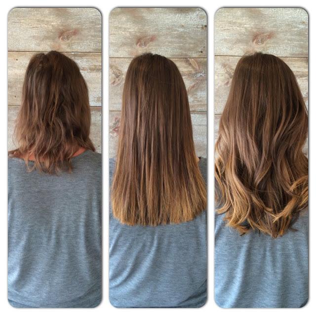 Le sucre dans le shampooing la clé pour avoir des cheveux longs et beaux