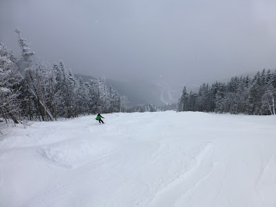 Hoyt's High at Whiteface, Saturday 02/15/2014.  The Saratoga Skier and Hiker, first-hand accounts of adventures in the Adirondacks and beyond, and Gore Mountain ski blog.