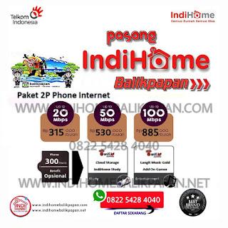 Paket IndiHome Balikapapan
