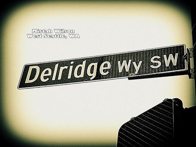 Delridge Way Southwest, West Seattle, Washington by Mistah Wilson