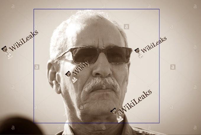 Así fue el testimonio inédito de la CIA sobre el actual presidente saharaui.