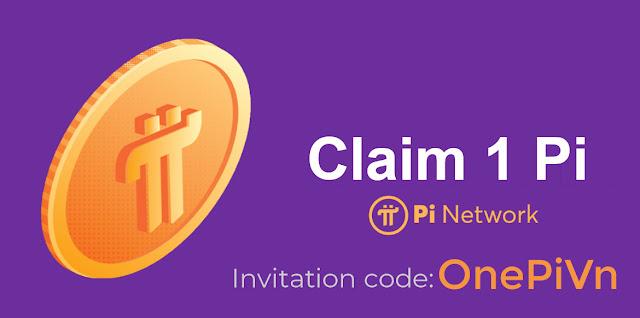 pi network invitation code OnePiVn