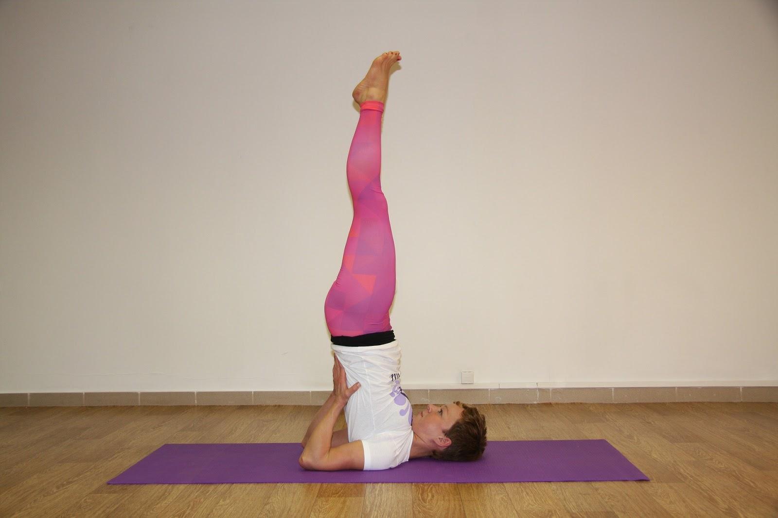 My 3 Favorite Yoga Poses For Teacher Stress