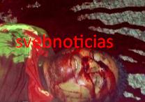 Ejecutan a hombre en la colonia Barrio de Xico en Coatzintla Veracruz