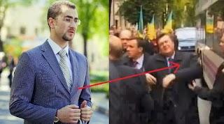 Пам'ятаєте студента, який кинув яйцем у Януковича, так ось сьогодні його було призначено на посаду топ-менеджера Укрзалізниці