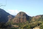 Sejarah dan Mitos Gunung Dangur, Kecamatan Cisewu-Garut