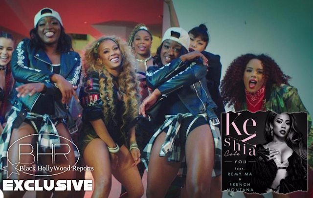 Keyshia Cole Is Back With New Music Video You Featuring Remy Ma And French Montana