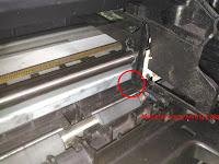 Cara Mengatasi Printer HP 3920, D2466, D2566, D550 Mengalami Paper Jam dan Selalu Narik Kertas Setengah