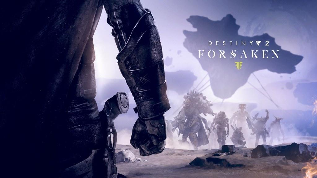 Destiny 2 Forsake