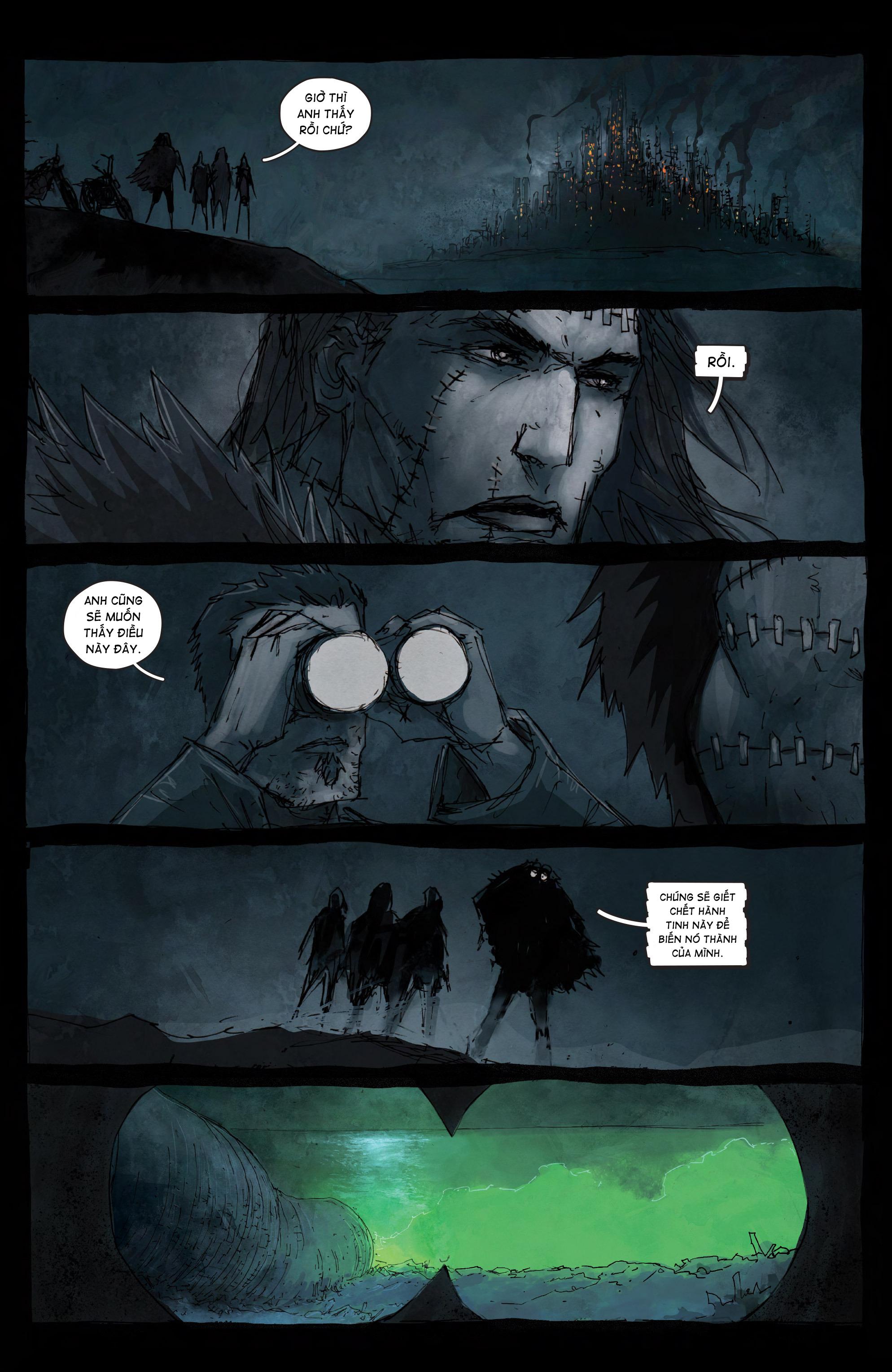 Broken Moon chương 3 trang 15