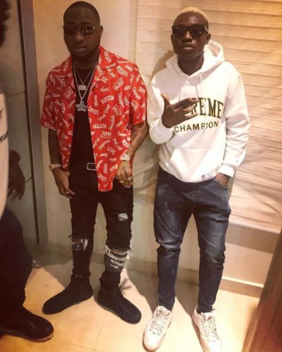 Zlatan Shares Testimony Of How Davido Changed His Life Last Year At One Africa Music Fest In Dubai    Watch