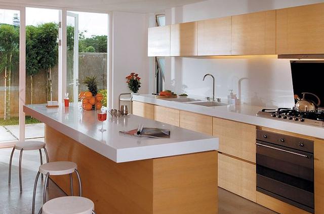 Berbagai Macam Material Terbaik dalam Pembuatan Kitchen Set