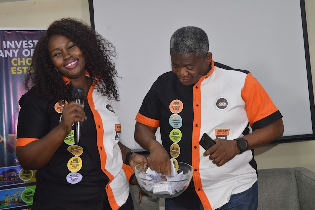 Aimart Realtors Woos Nigerians With Worry-Free Homes, Unveils Brand Ambassadors