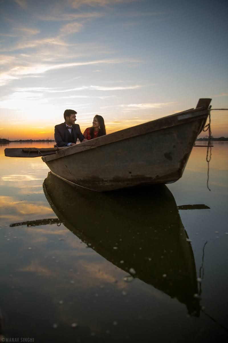 Sahkshi + Ajeet = Pre Wed Photography- Jaipur.