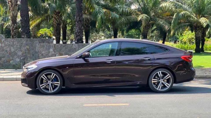 BMW 640i Gran Turismo 2018 'ế khách' 2 năm bán lỗ hơn 2 tỉ đồng