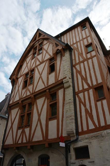 Dijon historic house