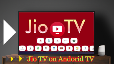 Jio TV for Android TV