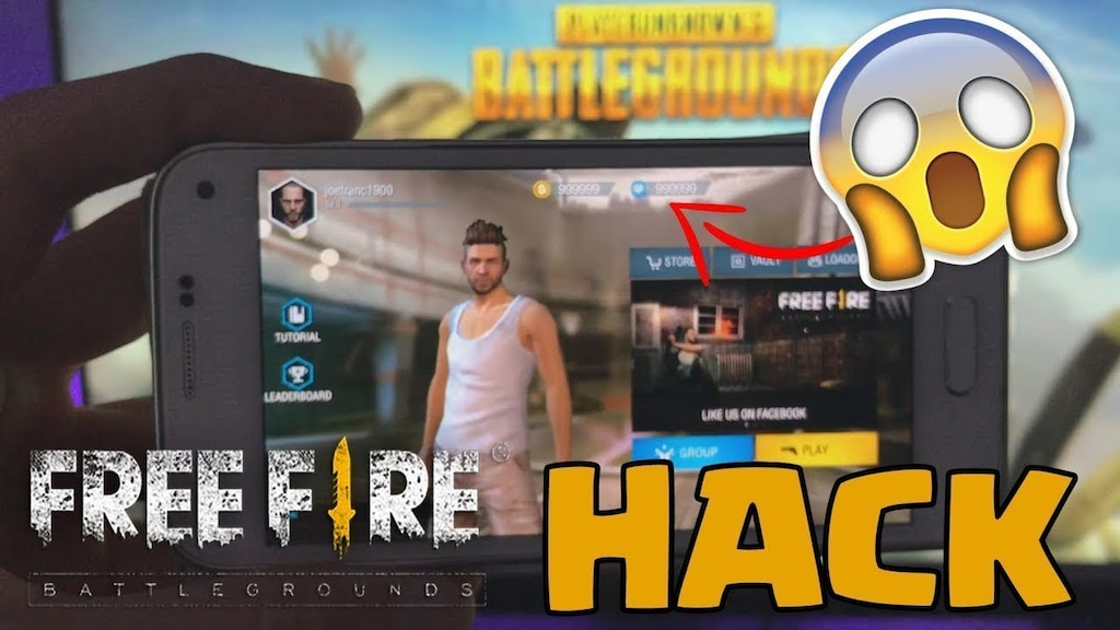 free fire diamond hack 2018 without human verification