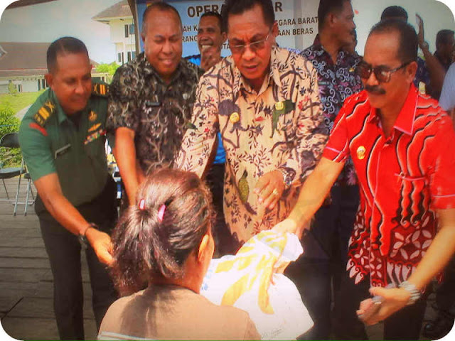Pemkab Maluku Tenggara Barat Antisipasi Kelangkaan Beras