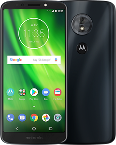 Motorola Moto G6 Play vs HTC Desire 650: Comparativa