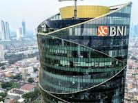 PT Bank Negara Indonesia (Persero) Tbk - Penerimaan Untuk Posisi Front Office Bank BNI November 2019