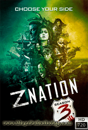 Z Nation Temporada 3 [720p] [Latino-Ingles] [MEGA]