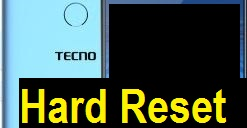 Tecno Spark 2 Android Hard Reset 100%