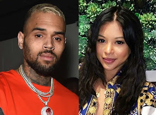 Chris Brown Is Expecting 2nd Child With Rumored Estrange Girlfriend Ammika.