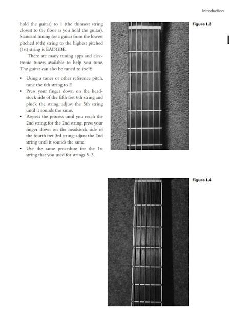 تحميل كتاب تعلم الجيتار | The Guitar Workbook pdf