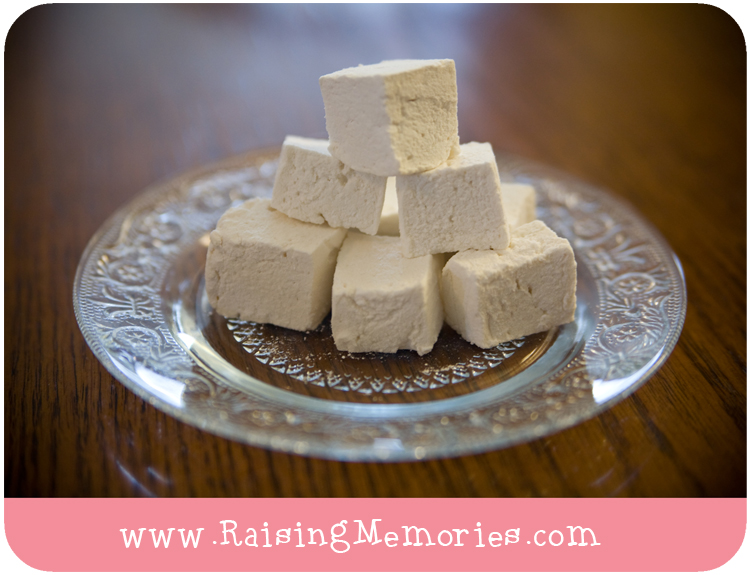 How to Make Your Own Marshmallows