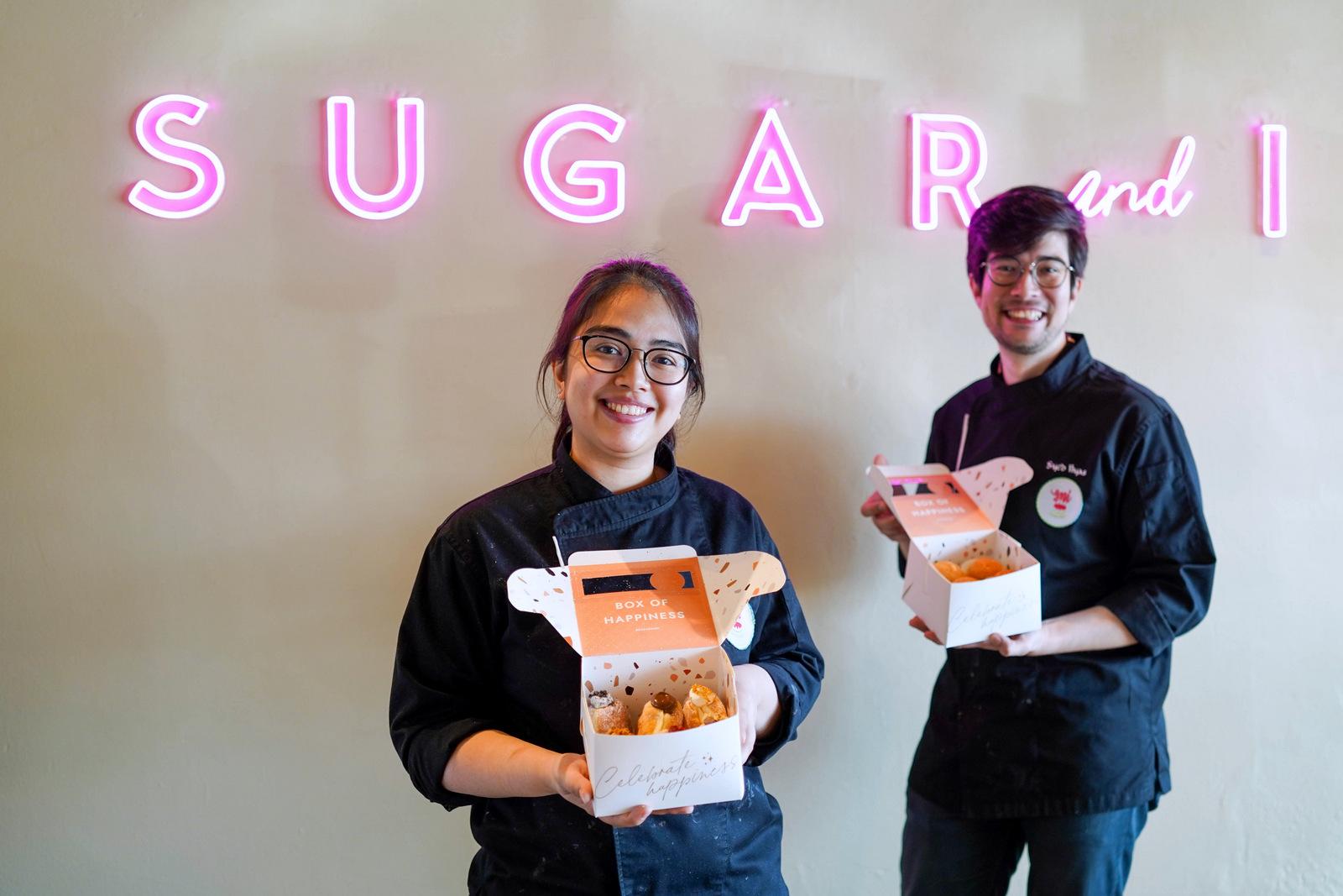 sugar and i, subang jaya
