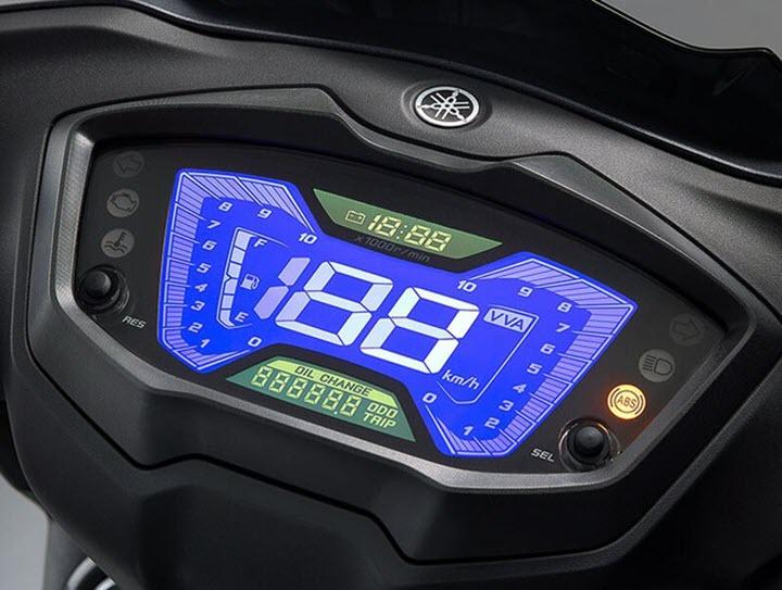 'Tăng lực' vào phân khúc xe tay ga, Yamaha trình làng Cygnus Gryphus 125